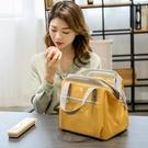 保溫袋 裝飯盒袋子午餐鋁箔加厚手拎便當包上班族手提包帶飯的保溫袋學生-Ballet朵朵