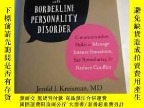 二手書博民逛書店Talking罕見to a Loved One with Borderline Personality Disor