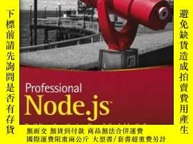二手書博民逛書店Professional罕見Node.jsY364682 Pedro Teixeira Wrox 出版201