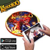 Kazooloo Vortex擴增實境感應遊戲圓盤-AR 3D電玩體感遊戲 搭配APP使用  第一人稱視角射擊手遊