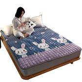 床墊 床褥子冬季加厚床墊床鋪墊5米鋪床冬天鋪底鋪被褥毯毛絨軟墊保暖1 萬寶屋