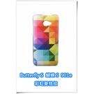 [ 機殼喵喵 ] HTC Butterfly S 901e 蝴蝶S 手機殼 透明外殼 彩紅菱格紋