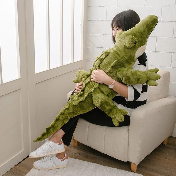 皮皮鱷魚玩偶(大)120CM