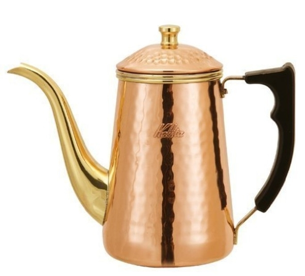 金時代書香咖啡 Kalita POT 700 鶴嘴銅壺 0.7L #52188