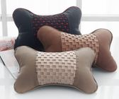 夏季汽車頭枕 頸枕車用座椅靠枕護頸枕頭 車用內飾一對裝·享家生活館