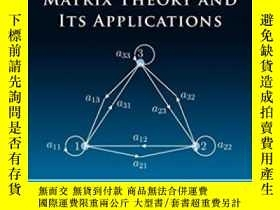 二手書博民逛書店A罕見Combinatorial Approach To Matrix Theory And Its Applic