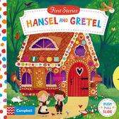 First Stories:Hansel And Gretel 糖果屋 硬頁拉拉操作書