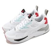 Puma 休閒鞋 X-Ray Lite 白 藍 紅 灰 男鞋 女鞋 小白鞋 運動鞋 全尺寸【ACS】 37412212