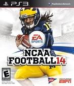 PS3 NCAA 橄欖球14(美版代購)