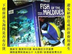 二手書博民逛書店Fish罕見of the Maldives, (World of