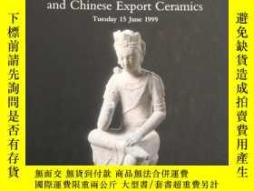 二手書博民逛書店佳士得1999年6月15日倫敦罕見Fine chinese ce