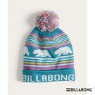 BILLABONG CALI LOVE毛帽-綠 【GO WILD】
