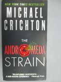 【書寶二手書T6/原文小說_KKT】The Andromeda Strain_Crichton, Michael
