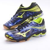 樂買網 MIZUNO 18SS 高階輕量 排球鞋 LIGHTNING Z4 閃電特別款 V1GA180000 贈防撞護膝