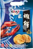 卡卡(KA-KA)龍蝦餅(原味) 1包90公*2包【合迷雅好物超級商城】