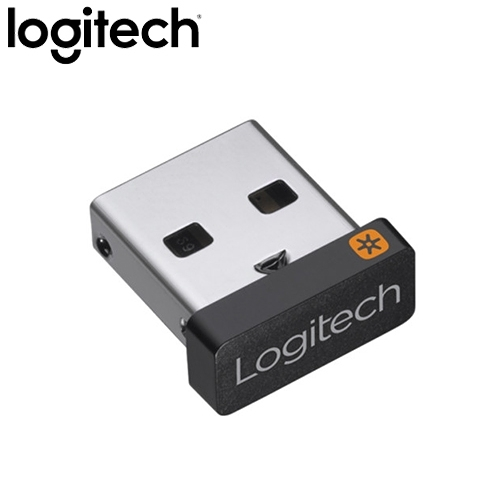 Logitech 羅技 Unifying 迷你型USB無線接受器