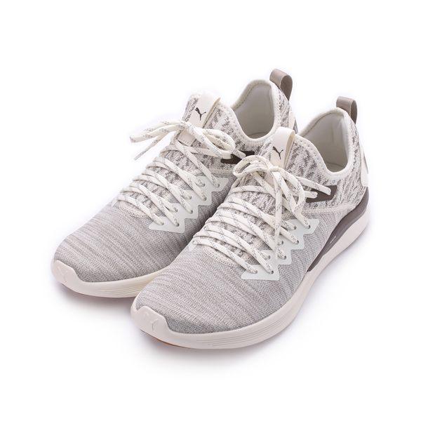 PUMA IGNITE FLASH EVOKNIT DESERT 襪套式休閒運動鞋 牙白 191594-01 男鞋
