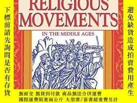 二手書博民逛書店Religious罕見Movements In The Middle AgesY256260 Herbert