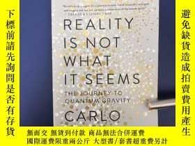 二手書博民逛書店reality罕見is not it seemsY381198