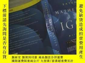 二手書博民逛書店Extended罕見Mathematics for IGCSE: