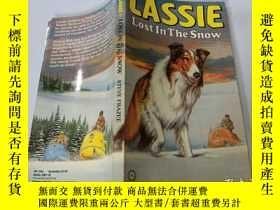 二手書博民逛書店Lassie:Lost罕見In The Snow 在雪地裏迷路了Y200392