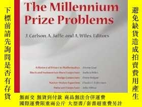 二手書博民逛書店The罕見Millennium Prize ProblemsY256260 Arthur Jaffe And