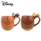 【日本正版】奇奇蒂蒂 趴姿造型 馬克杯 325ml 咖啡杯 迪士尼 Disney 255611 255628