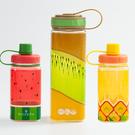 風靡歐美 TRITAN材質水果造型 隨手瓶水壺 【mocodo 魔法豆】