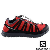 【SALOMON 法國】Kowloon M 男 戶外休閒鞋『紅/黑』多功能鞋.健行鞋.登山鞋 329817
