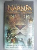 【書寶二手書T5/原文小說_LOB】The Lion, the Witch and the Wardrobe_精平裝: