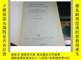 二手書博民逛書店THE罕見SITUATION IN BIOLOGICAL SCI