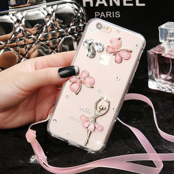 HTC U12+ U12 U11 U11+ UUltra UPlay U11eyes Desire12 10Lifestyle 10Pro A9S 手機殼 水鑽殼 訂做 蝶舞芭蕾