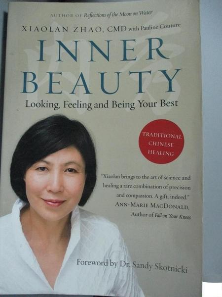 【書寶二手書T1/醫療_WEQ】Inner Beauty: Looking, Feeling and Being Your Best Through…