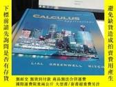 二手書博民逛書店Calculus罕見With Applications (8th