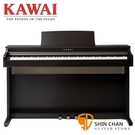 KAWAI KDP-110 88鍵電鋼琴 玫瑰木色 可攜式河合數位鋼琴【附琴椅/原廠公司貨一年保固】