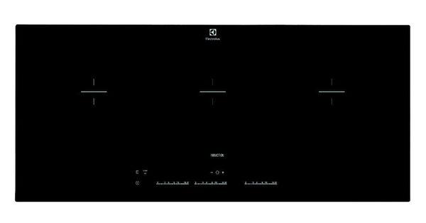 107/06/30前贈平底鍋 E9KLFP01 ~ Electrolux 伊萊克斯 三口感應爐  EHL9530FOK