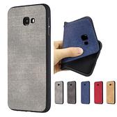 三星 J6+ J4+ J6 J4 麻布手機殼 手機殼 全包邊 軟殼 保護殼