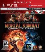PS3 Mortal Kombat: Komplete Edition(美版代購)