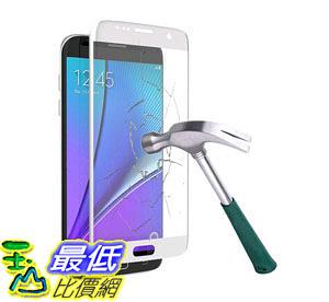 [105美國直購] 螢幕保護膜 S7 Edge Screen Protector Joylink Premium Mirror Tempered Glass Cell Phone  B01CDT1K4U