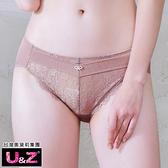 U&Z-晨曦漫舞 中腰三角褲(藕遇妳)-台灣奧黛莉集團