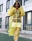 [協貿國際]一次性雨衣成人兒童戶外旅游加...