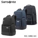 Samsonite 新秀麗 [SEFTON DV5] 商務智慧型筆電後背包 可放14吋筆電 暗袋 可插掛 附原廠保卡