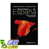 2018 amazon 亞馬遜暢銷書 Breve historia de Espana (Spanish Edition)