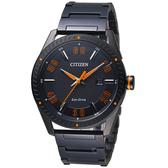 星辰 CITIZEN GENT'S 時尚商務腕錶 BM6998-88E