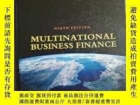 二手書博民逛書店Multinational罕見Business Finance 404 Y138362 David K. Ei