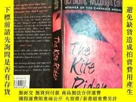 二手書博民逛書店The罕見kite riderY290224 Geraldine