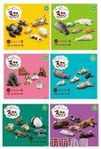 【日版】休眠動物園 ZOO寢睡動物園 柯基柴犬模型擺件 扭蛋緣子