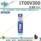 T00V300 紅 原廠盒裝
