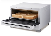 展示機出清 ! 日本 siroca ST-G1110 石墨瞬間發熱 烤箱 烤麵包機 ST-G1110(W) ST-G1110(T)