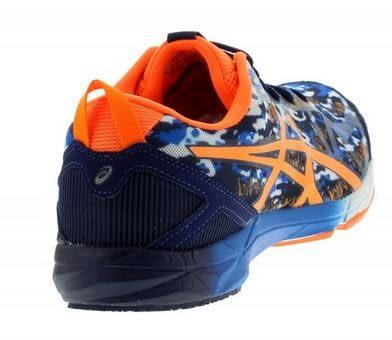 [下殺七折 送竹炭襪] ASICS 亞瑟士 男 路跑鞋 三鐵鞋 GEL-HYPER TRI T531N-4930 零碼28cm [陽光樂活]